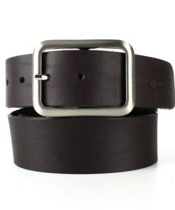 Cinturón cuero liso